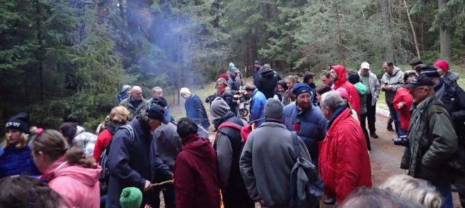 Fotky z pochodu zimní přírodou a další nové galerie