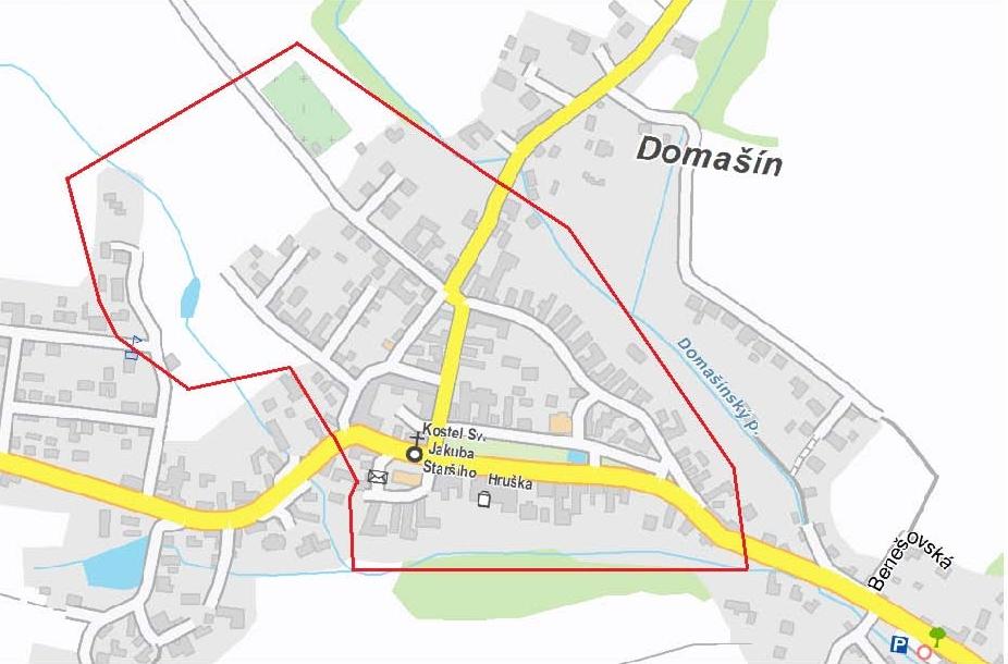 2.3., 8.3., 15.3.2016 - Domašín - vypnutá oblast