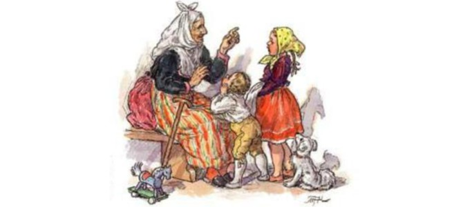Pohádková babička bude vyprávět dětem už v sobotu 5. března