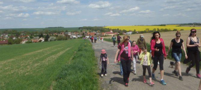 Vydejte se na pochod jarní přírodou 2018