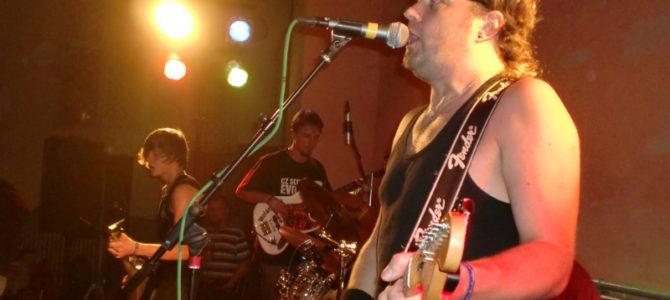 Rockový večer v Domašíně se odehraje už 2. listopadu!