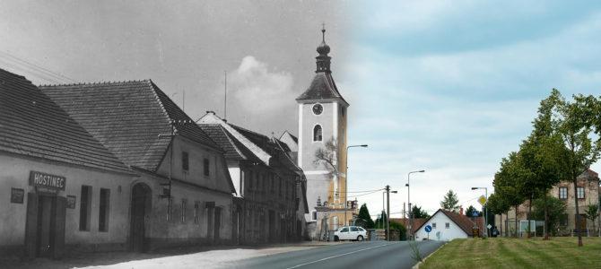 Pozvánka na Sraz rodáků 2018 a oslavy 100 let založení republiky v Domašíně