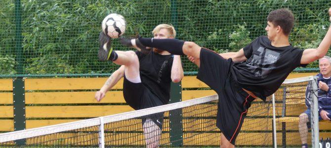 Výsledky 1. ročníku nohejbalového turnaje trojic v Domašíně